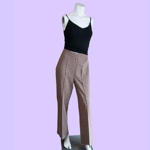 70s Diamond Pants M